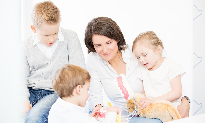 Behandlungsspektrum München Kinderzahnarzt